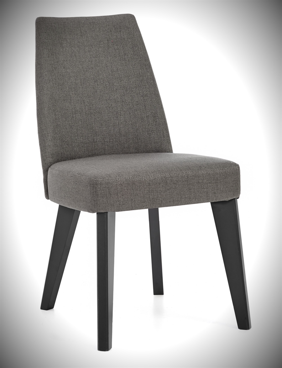 Brunel Chair - Fixed - Cold Steel