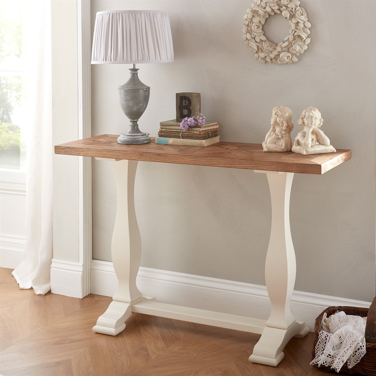Belgrave Console Table - 2 Tone