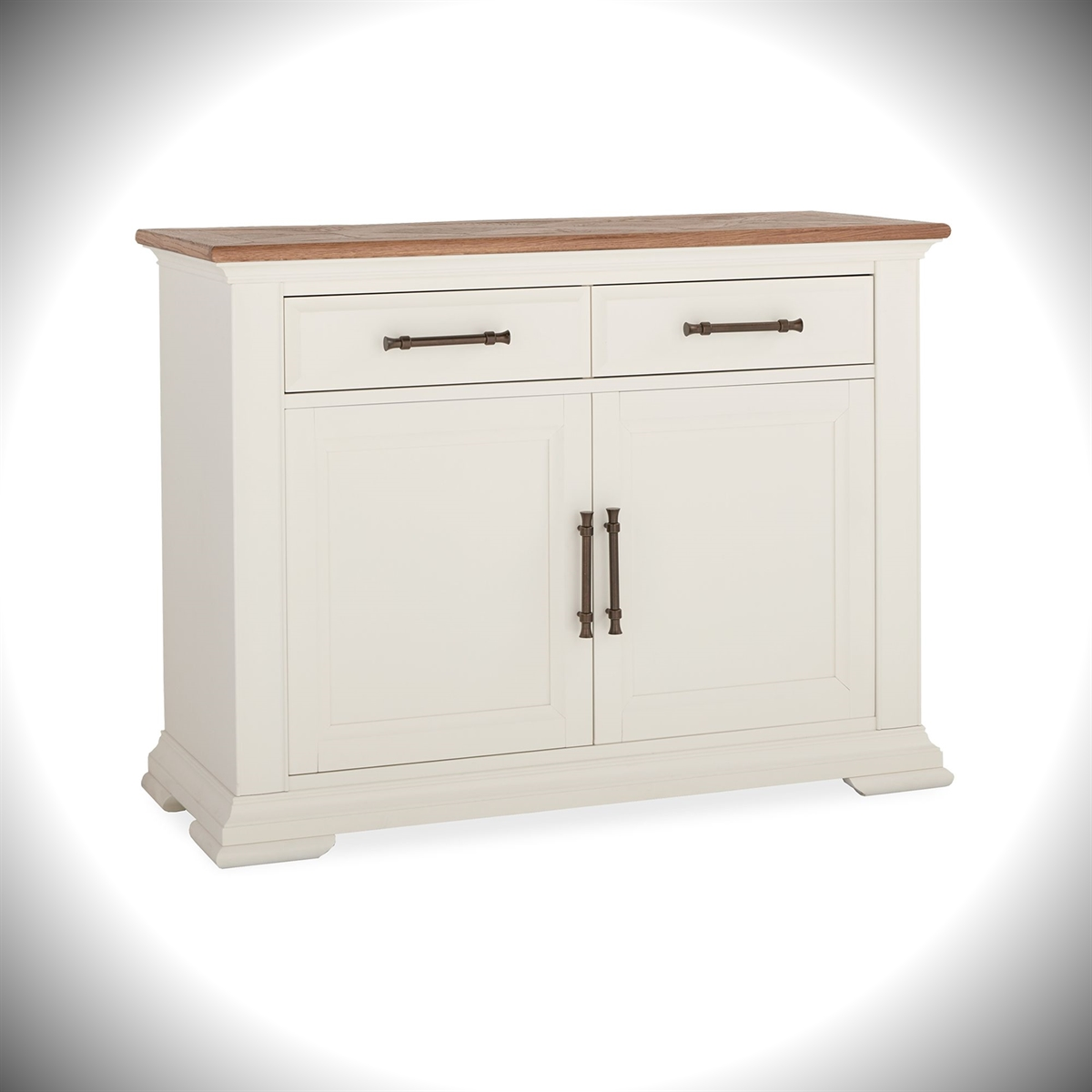 Belgrave Narrow Sideboard - 2 Tone