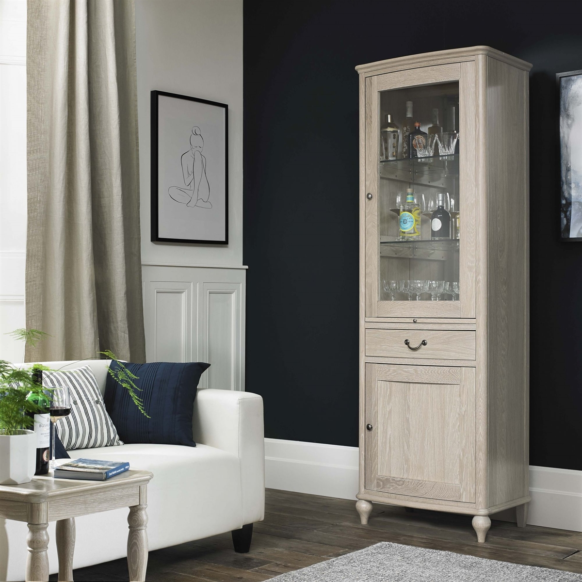 Bordeaux Drinks Cabinet