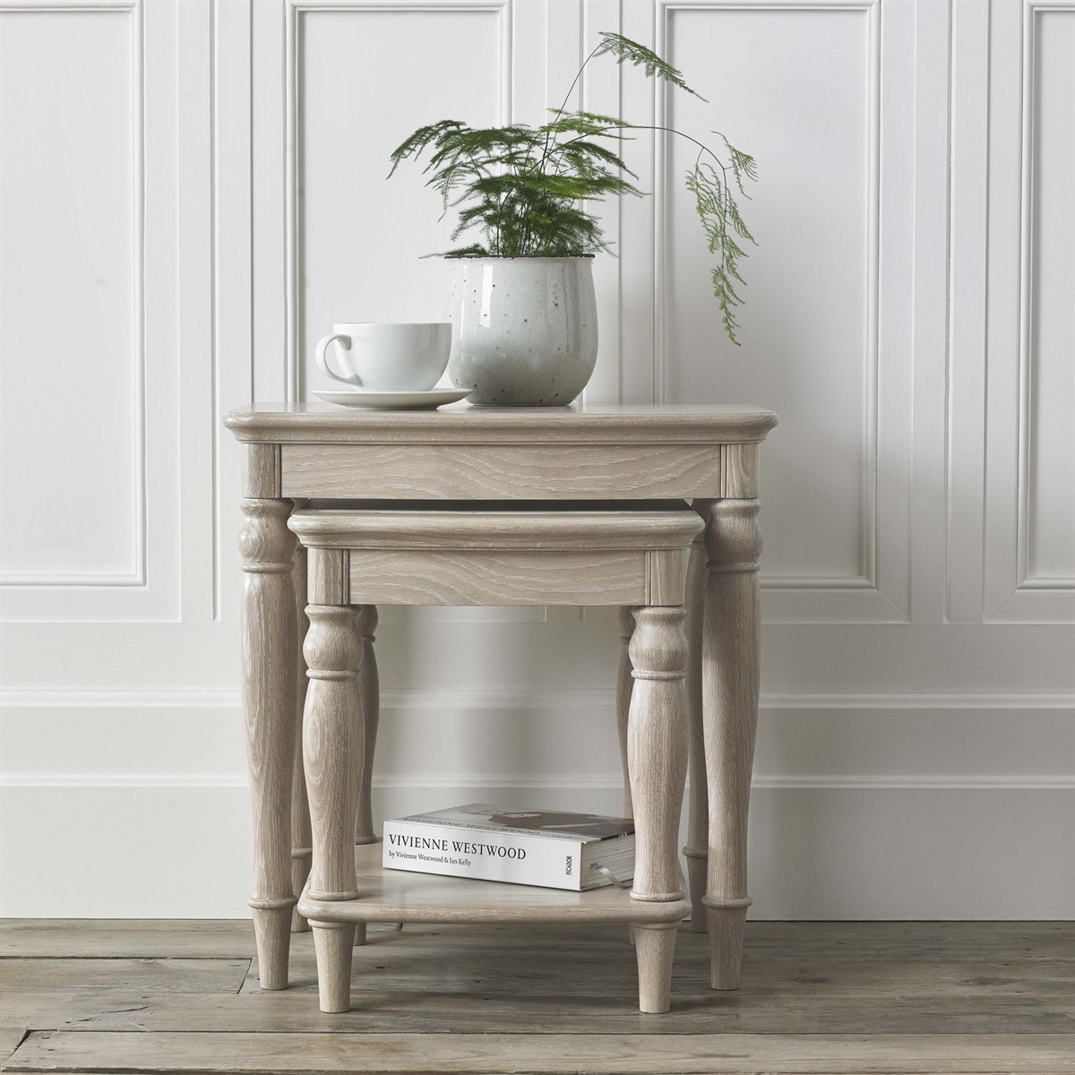 Bordeaux Nest of Lamp Tables