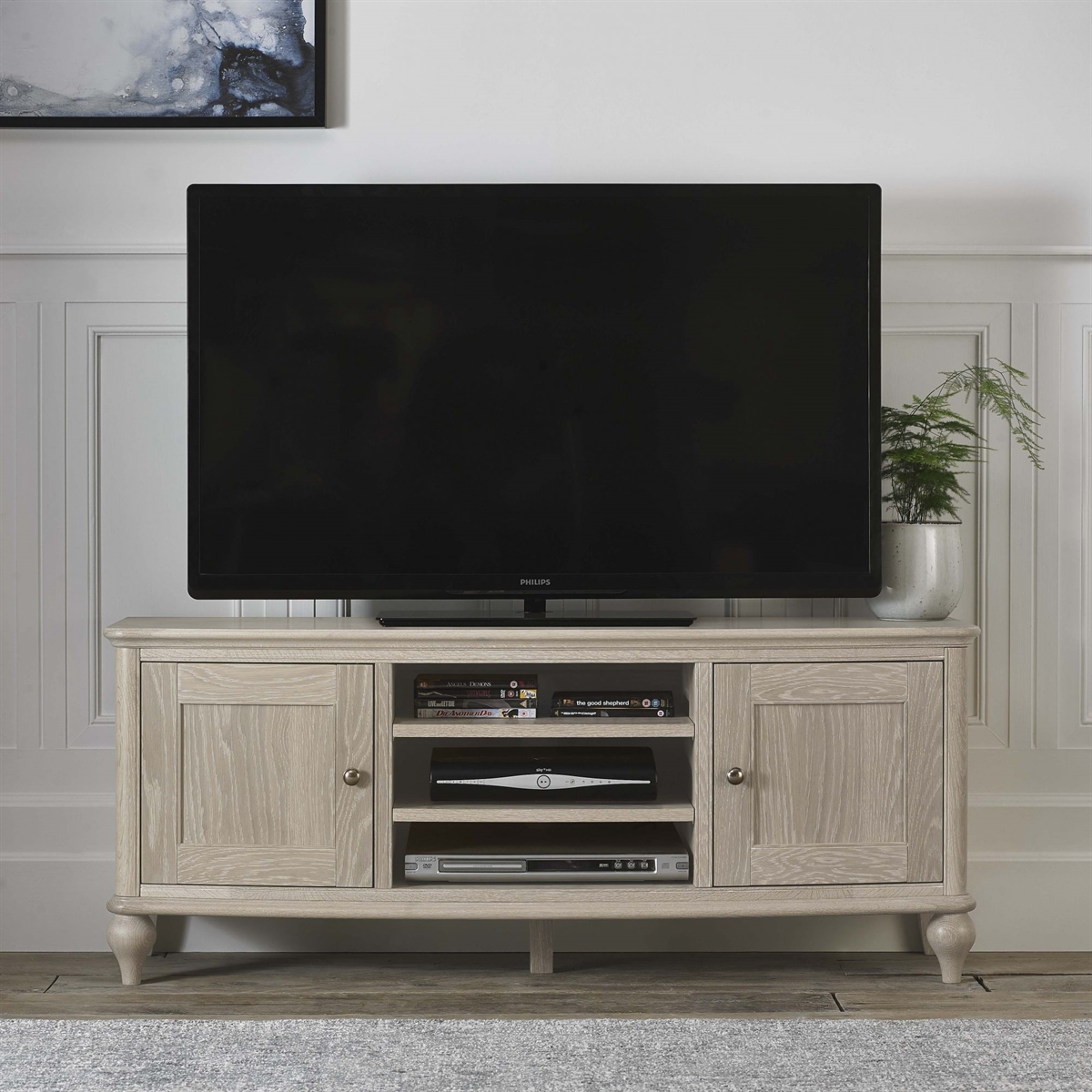 Bordeaux Wide Entertainment Unit