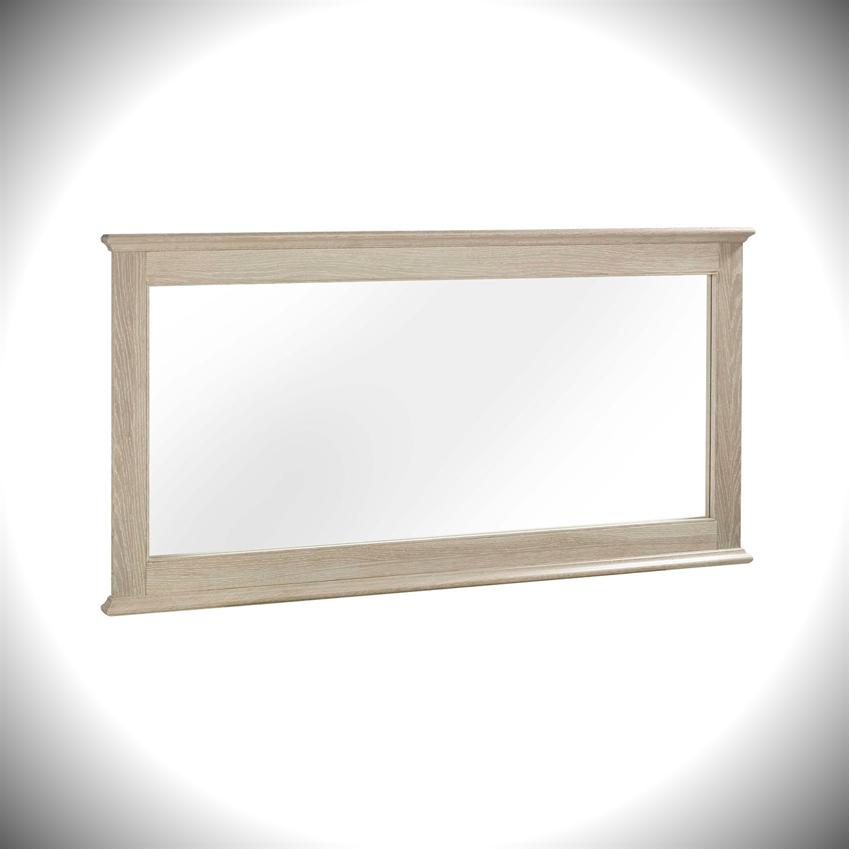 Bordeaux Wide Wall Mirror