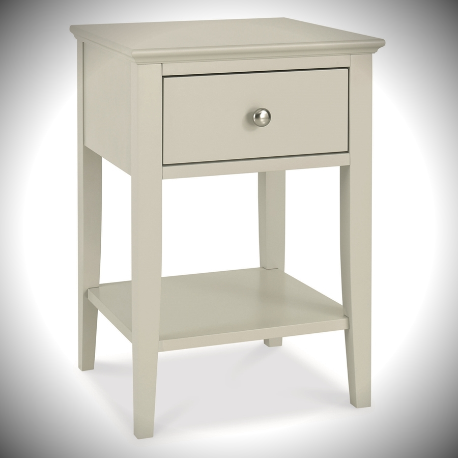 ashby 1 drawer bedside