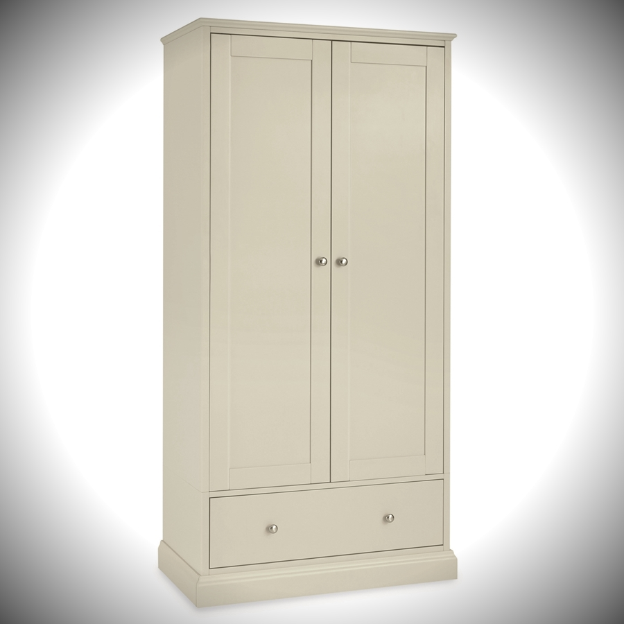 Ashby Double Wardrobe