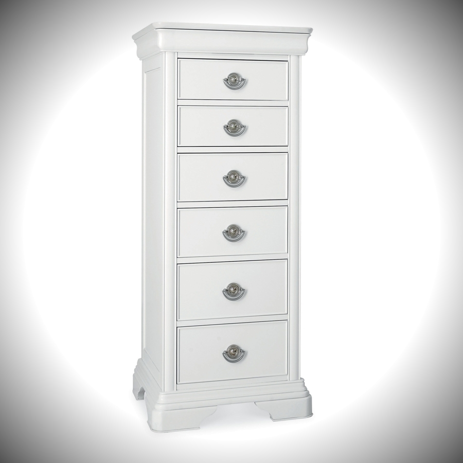 Chantilly 6 Drawer Chest 1