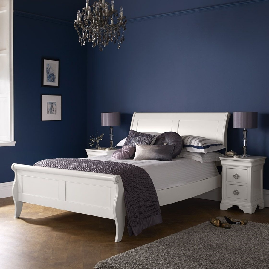 Chantilly Panel Bedstead