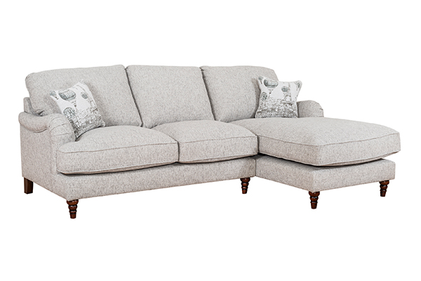 Charleston 2 piece Chaise L2 RFC