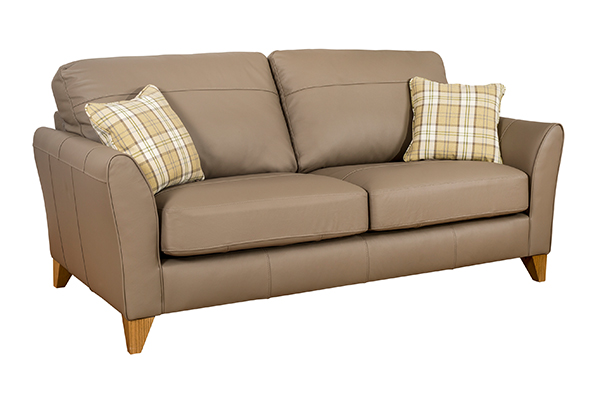 Leather Sofa Furniture Store in Leicester World of  : Fairfield20Leather20320Seater20Sofa201 from worldoffurniture.co.uk size 600 x 400 jpeg 92kB
