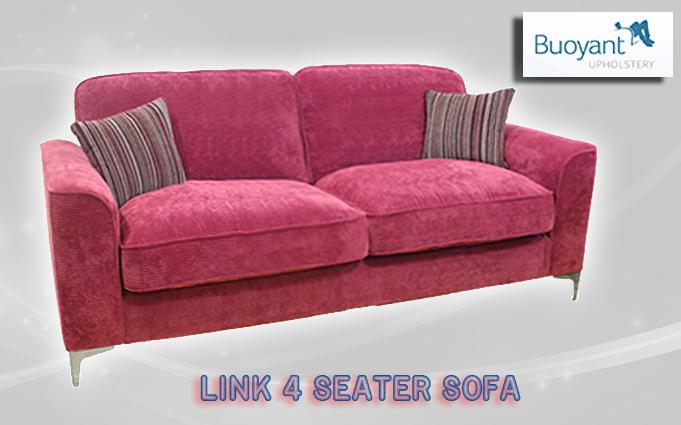 buoyant link 4 seater sofa collection