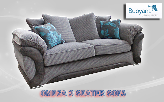 buoyant omega 3 seater sofa collection