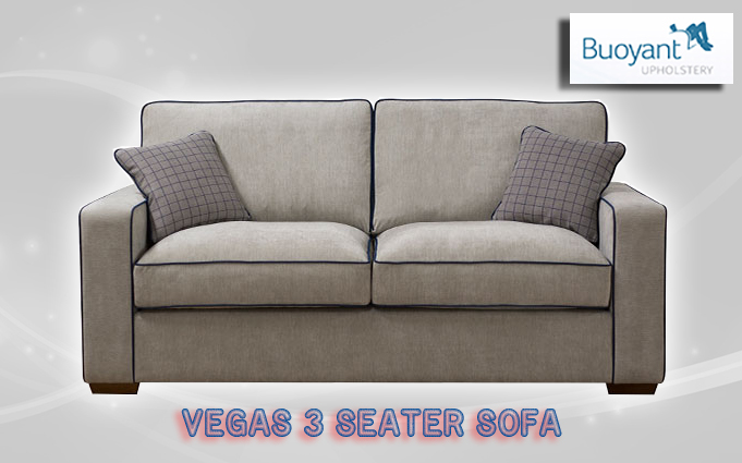 buoyant vegas 3 seater sofa collection