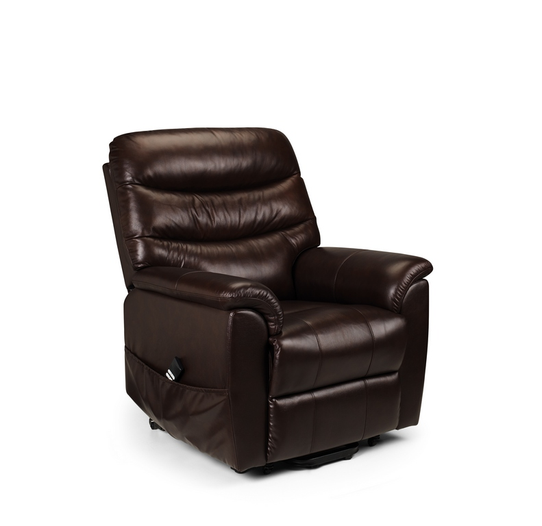 Pullman Leather Recliner
