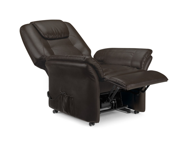 Riva Recliner Brown - Reclining