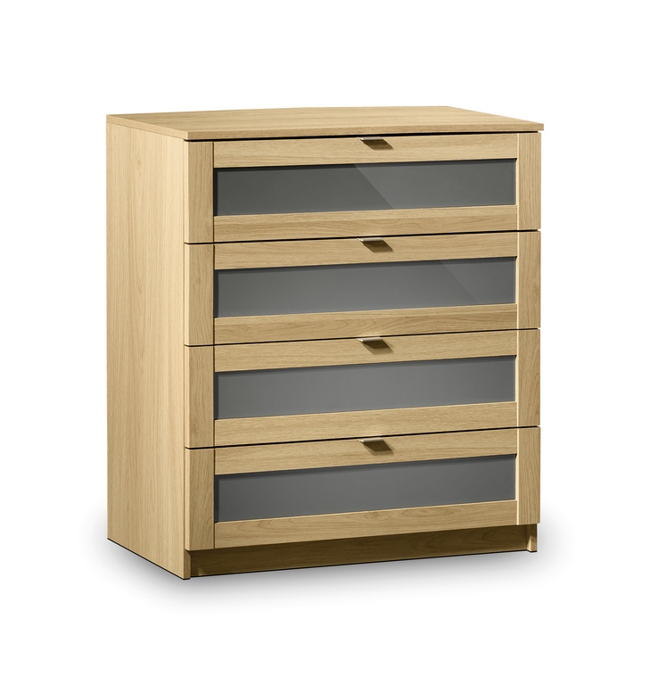 Strada 4 Drawer Chest