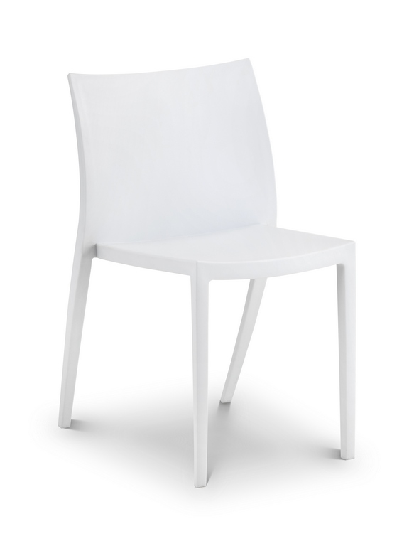 Fresco Indoor Outdoor Chair White
